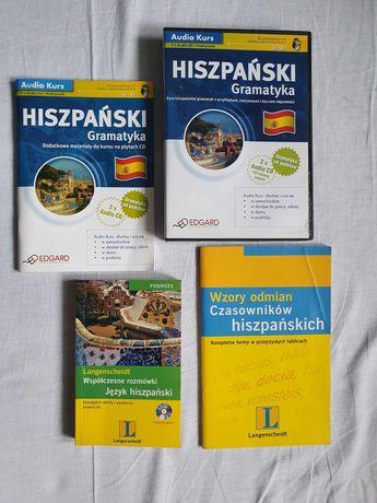 Kurs do nauki hiszpańskiego gramatyka, rozmówki, czasowniki