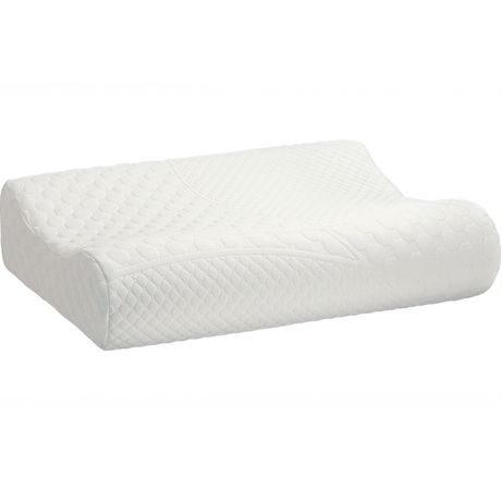 Ортопедическая подушка с эффектом памяти Viscomed