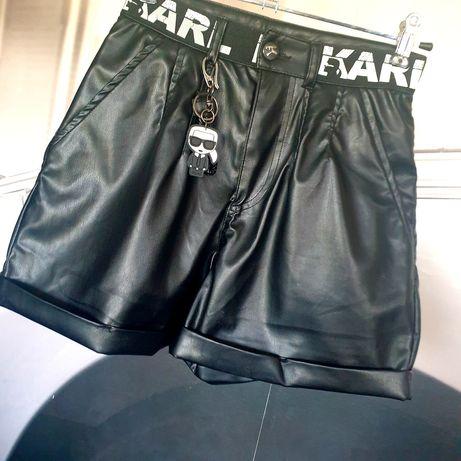 Karl Lagerfeld  iconik Eksluzwne Szorty wysoki stan Brylok s 26