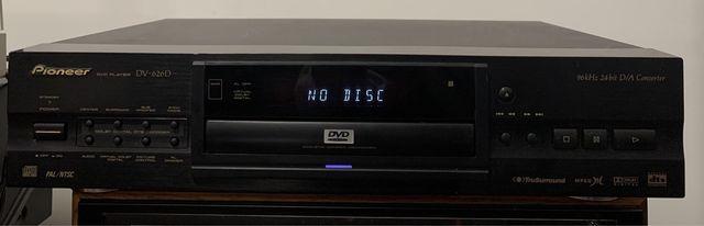 Pioneer DV-626D Odtwarzacz DVD. Sprawny. Stan BDB