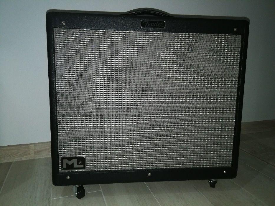 Wzmacniacz gitarowy lampowy Fender Hot Rod Deville ML 60W Legnica - image 1