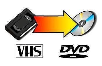 Przegrywanie kaset VHS Video8 etc.na Pendrive, HDD lub DVD tylko 8zł/h