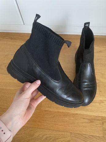 Черевики Zara для дівчинки ботинки