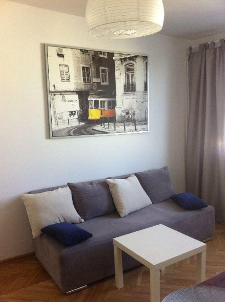 Wynajmę dwupokojowe mieszkanie w Gdańsku Brzeźnie