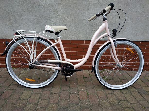 "Rower Miejski # Shimano # Koła 28"" Hit # NOWE !"