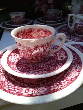 Сервиз чайный villeroy&boch растикана на 6 персон