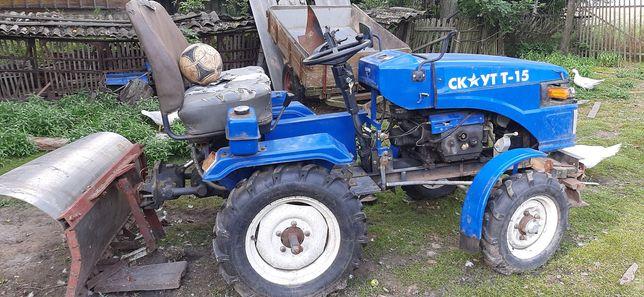 Трактор в отличном состоянии