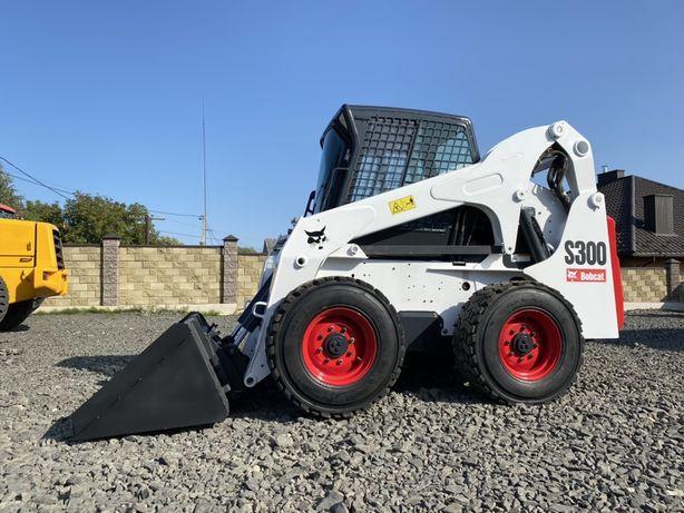 Bobcat S300HF, 2005 р. в. Напрацювання 4555 мотогодин.
