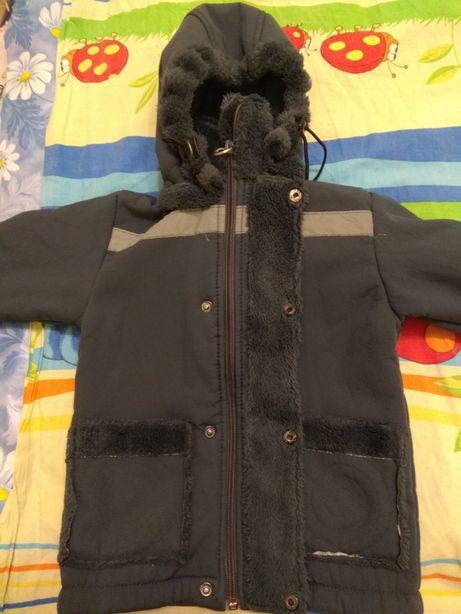 Куртка віндблок інвара