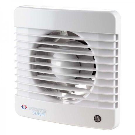 Осевой бесшумный вентилятор Вентс 125Силента-М