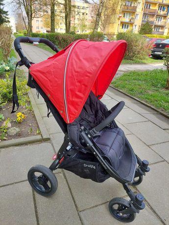 Wózek Valco Baby SNAP4 czerwony