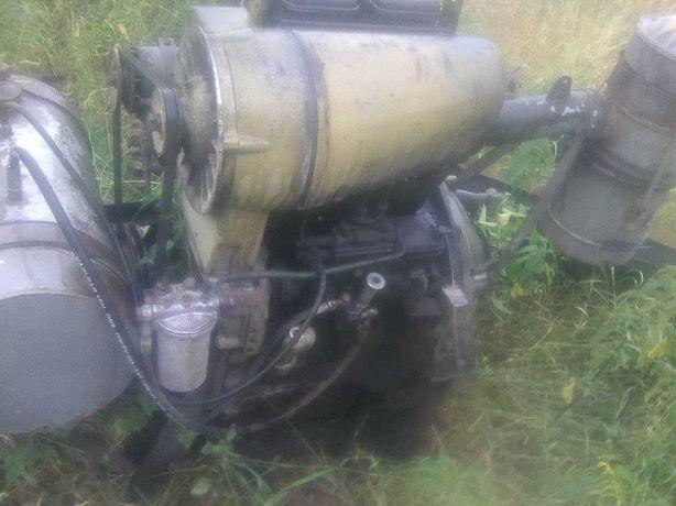 Silnik spalinowy 2VD IFA koparka KM 251 Ładowarka Fortschitt 174
