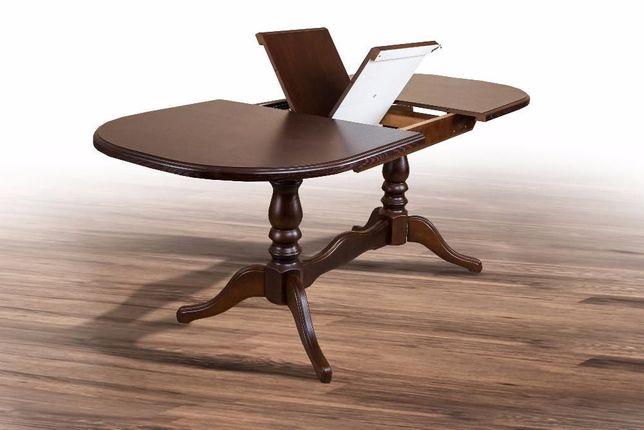 Стол раскладной обеденный Daniel 150(+40)X90Х78, 120(+40)x80х78