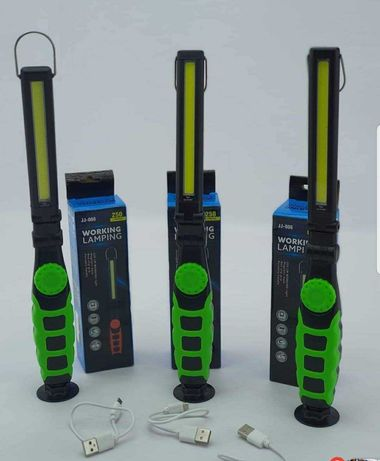 Lanterna Bateria 250 lumens