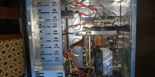 Комп'ютер xeon e 5450 4 гб ОЗУ geforce 450