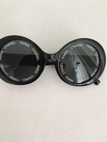 Chanel. Okulary przeciwsłoneczne. Must have