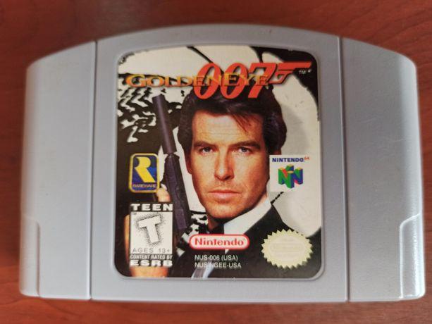 Gra Nintendo 64 N64 - Golden Eye 007 - NTSC cartridge