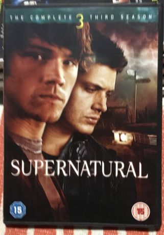 Supernatural temporada 3