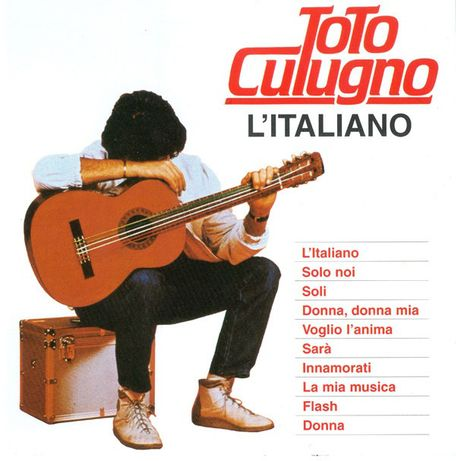"""CD Toto Cutugno – """"L'Italiano"""""""