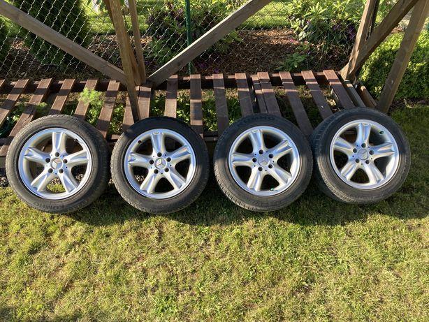 "Felgi/koła 16"" Mercedes-Benz C/CLK W 202/208/203/209"