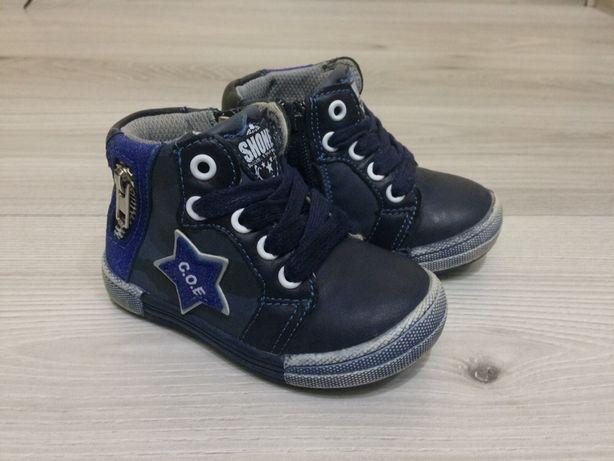 Ботинки 21р