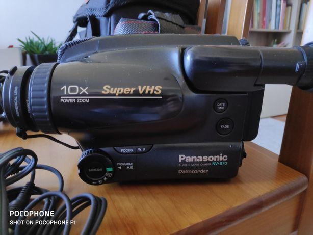 Câmara de filmar VHS