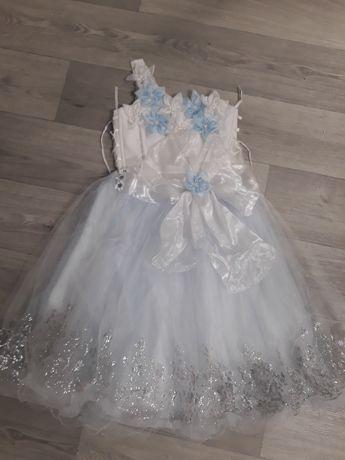 Продам пышное платье.