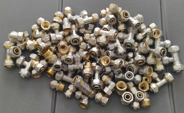 Lote de Ligadores para tubo Multicamada.