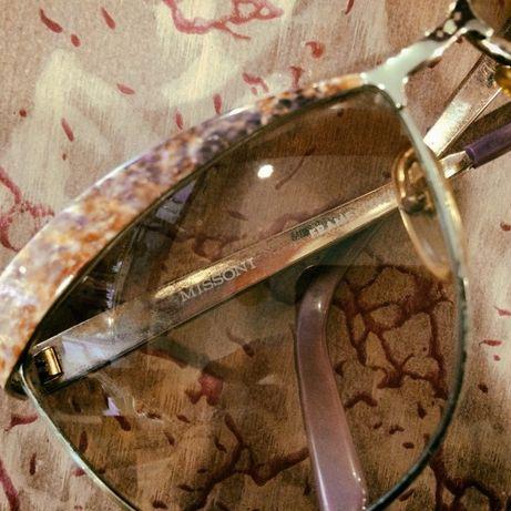 Óculos de sol MISSONI Vintage