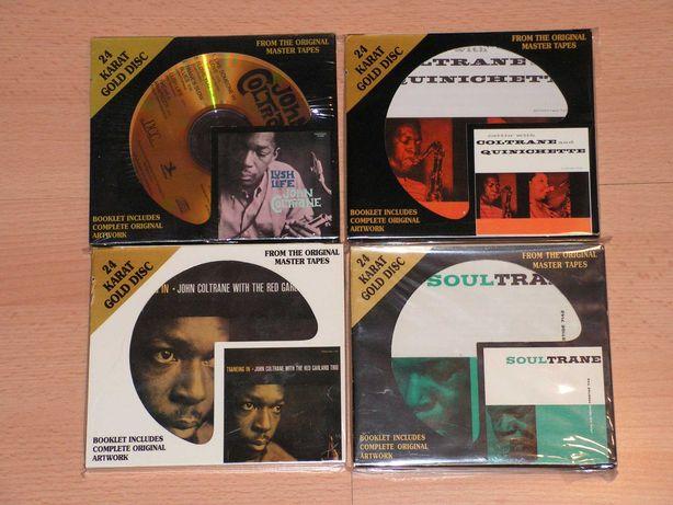 John Coltrane DCC 24 karat gold cd