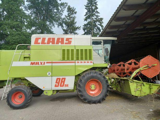 Claas Dominator 98sl maxi