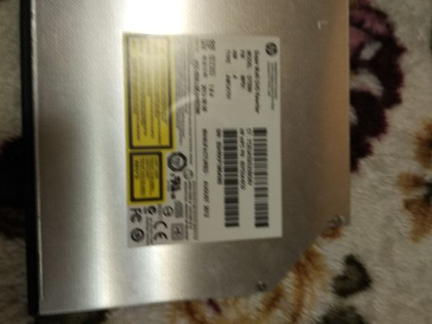 Dvd rw привод hp gt50n