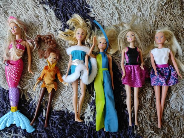 Barbie variados modelos
