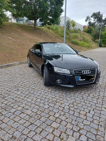 Audi a5 3.0 tdi quatro