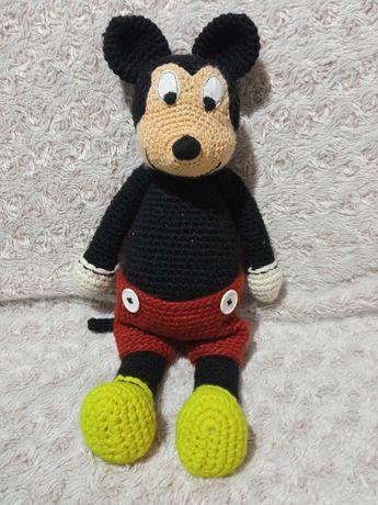 Myszka Miki na szydełku