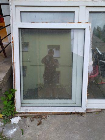 Okno dwuszybowe 117x96