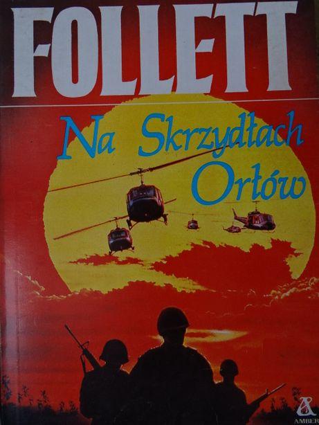 Ken Follett zestaw książek Amber