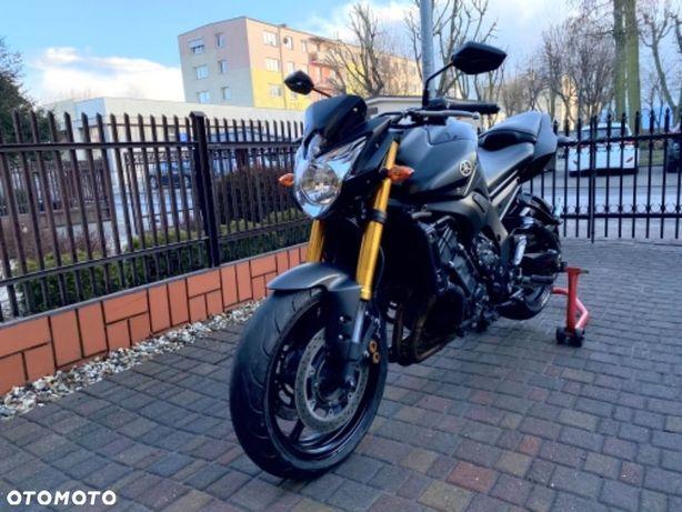 Yamaha FZ Yamaha FZ8 2012