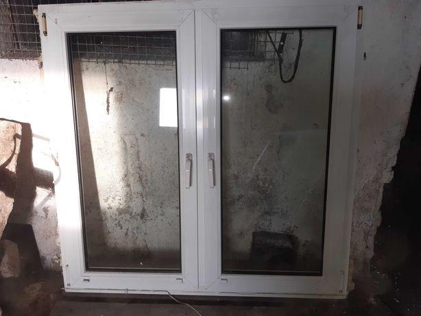 Okno 136*134 z demontażu.