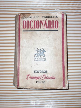 Dicionário Língua Portuguesa 1947