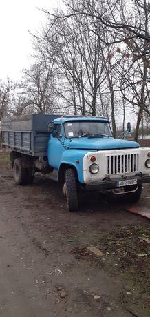 ГАЗ 53, самосвал