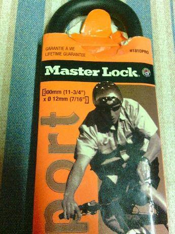 Cadeado de segurança para bicicletas MASTER LOCK