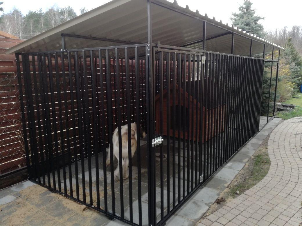 Kojec dla Psa 3x2m Stalowy Buda Budy Kojce Na Wymiar PRODUCENT