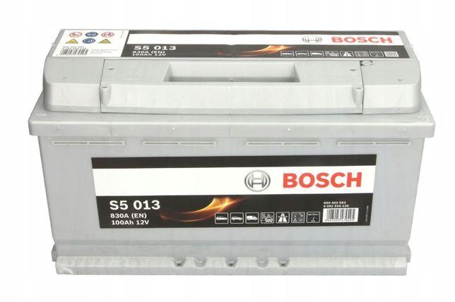 Akumulator BOSCH S5 100Ah 830A P+ Akumulatory Zgierz