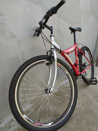 "Велосипед ригід колесо 26"" рама 19"""