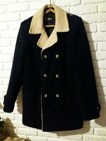 Мужское пальто зима