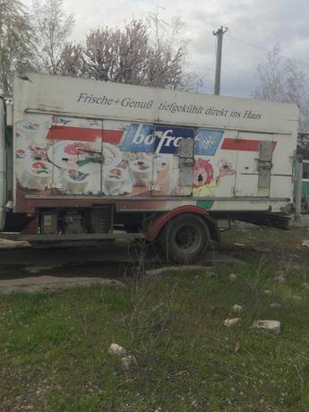 Будка изотермическая холодильник