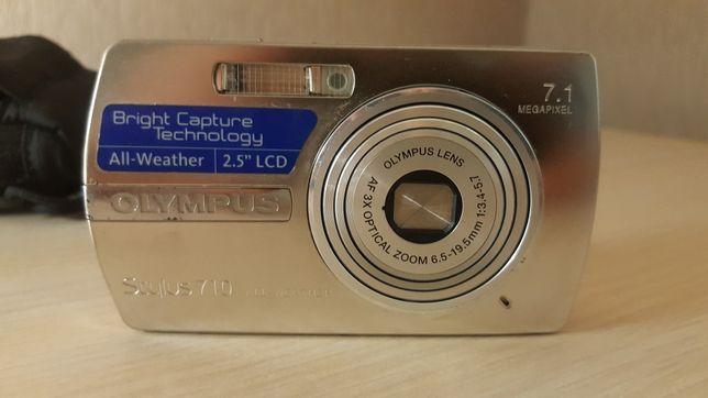 Фотоаппарат Olympus Mju-710 Stylus 710