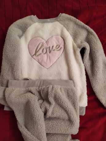 Ciepła piżama Sinsay