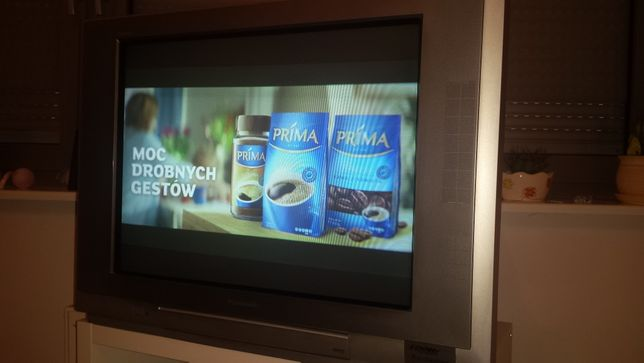 Telewizor Panasonic oddam za darmo